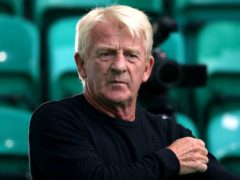 Gordon Strachan is back at Celtic (Andrew Milligan/PA)
