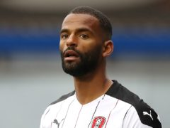 Michael Ihiekwe has overcome a quad injury to be fit for Rotherham (Martin Rickett/PA)