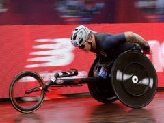 David Weir has his sights on more medals at the Paralympics in Tokyo (John Sibley/PA)