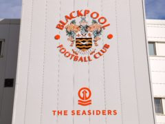 Lancashire Police is investigating an allegation of racism towards a Coventry player at Blackpool on Tuesday (Richard Sellers/PA)