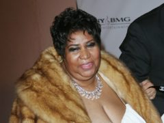 Jennifer Hudson posts tribute to Aretha Franklin on the anniversary of her death (Ian West/PA)