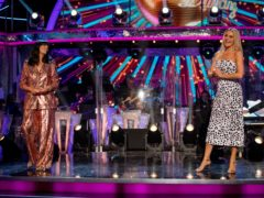Ten celebrities have now been confirmed in this year's Strictly Come Dancing line-up (Guy Levy/BBC)