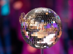 The Strictly Come Dancing glitterball (Guy Levy/BBC/PA)