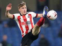 Sheffield United's Ben Osborn is excited for the new season under Slavisa Jokanovic (Peter Cziborra/PA)