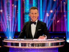 Anton Du Beke has become a Strictly judge (BBC/PA)