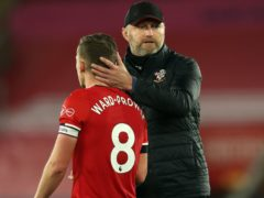 Southampton manager Ralph Hasenhuttl is pleased to have tied James Ward-Prowse to a new deal (Naomi Baker/PA)