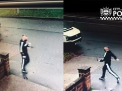 David Chambers was caught on CCTV (City of London Police/PA)