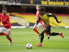 Watford's Joseph Hungbo has joined Ross County (Tess Derry/PA)