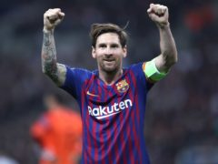 Paris St Germain believe they could wrap up the signing of Lionel Messi within a week (Nick Potts/PA)
