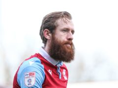 Kevin Van Veen impressed for Motherwell (Isaac Parkin/PA)