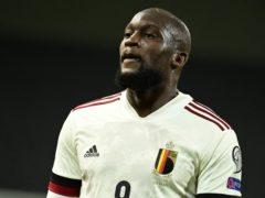 Romelu Lukaku has confirmed he will take the number nine shirt at Chelsea (PA)