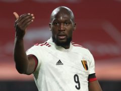 Romelu Lukaku is set for his second Chelsea debut this weekend (PA)