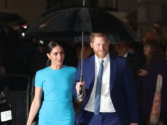 The Duke and Duchess of Sussex believe the royal family did not take accountability for the concerns raised in their Oprah Winfrey interview, an unauthorised biography of the couple has claimed (Steve Parsons/PA)
