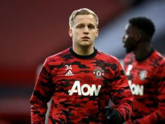 """Ole Gunnar Solskjaer insists Donny Van De Beek """"will get his chances"""" at Manchester United this season (Phil Noble/PA)"""