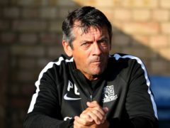 Southend manager Phil Brown saw his side held to a goalless draw by Wealdstone (Steve Paston/PA)