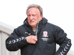 Middlesbrough manager Neil Warnock could hand a debut to new signing Toyosi Olusanya (Isaac Parkin/PA)