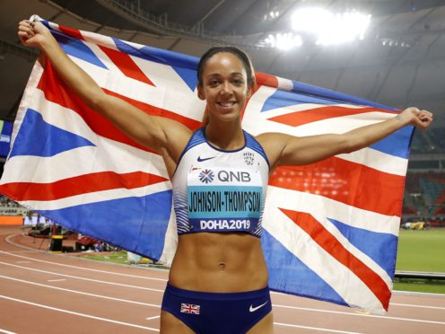 Reigning world champion Katarina Johnson-Thompson has recovered from a ruptured Achilles (Martin Rickett/PA)