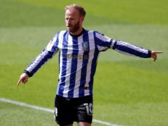 Barry Bannan opened the scoring for Sheffield Wednesday (Richard Sellers/PA)