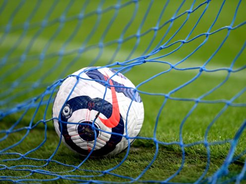 Ryan Shanley netted for Edinburgh in the first half (Michael Regan/PA)