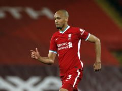Fabinho insists Liverpool are not worried about their big-spending rivals (Phil Noble/PA)