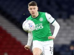 Kevin Nisbet has been linked with a move to England (Jeff Holmes/PA)