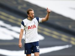 Harry Kane reportedly wants to leave Spurs (Daniel Leal-Olivas/PA)