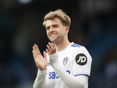 Patrick Bamford has signed a new deal with Leeds running to 2026 (Lynne Cameron/PA).