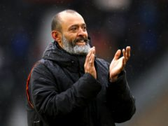 Nuno Espirito Santo enjoyed a successful four years in charge of Wolves (Bradley Collyer/PA)