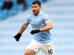 A calf injury means Sergio Aguero will miss the start of the 2021/22 season with new club Barcelona (Carl Recine/PA)