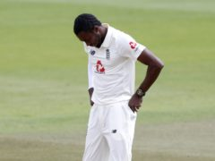 Doubt has been cast on Jofra Archer's Test career following another injury setback (Alastair Grant/PA)