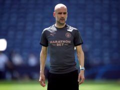 Pep Guardiola has defended Manchester City's spending following the signing of Jack Grealish (Nick Potts/PA)