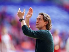 Brentford head coach Thomas Frank has guided the club back into the top flight for the first time in 74 years (Mike Egerton/PA)