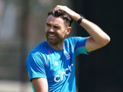 James Anderson has been short of competitive cricket in recent weeks (Martin Rickett/PA)