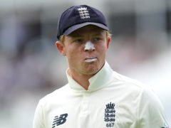 England's Ollie Pope is hoping to recover from a thigh injury in time to face India on Wednesday (Mike Egerton/PA)