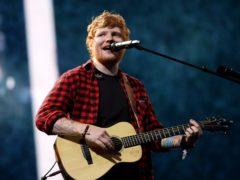 Ed Sheeran says new album is his 'best bit of work' (Yui Mok/PA)