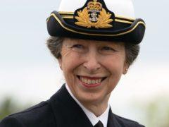 The Princess Royal is celebrating her 71st birthday (Joe Giddens/PA)