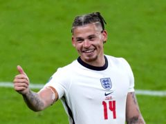 Kalvin Phillips played a key role for England during Euro 2020 (Mike Egerton/PA)