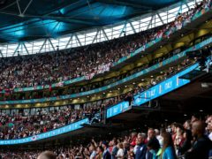 UEFA has opened proceedings against the FA following the Euro 2020 final (Christian Charisius/PA)