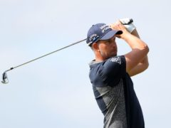Henrik Stenson claimed a share of the lead on day one of the D+D Real Czech Masters (David Davies/PA)