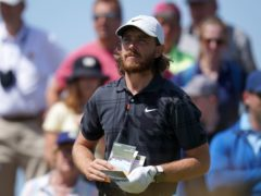 Tommy Fleetwood has slipped to world number 35 (Gareth Fuller/PA)