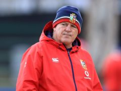 Lions boss Warren Gatland believes South Africa have been hit hard by their injury losses (PA)