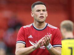 Christian Ramirez equalised for Aberdeen (Steve Welsh/PA)
