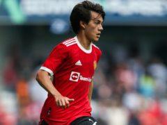Facundo Pellistri has joined Alaves on loan (Steven Paston/PA)