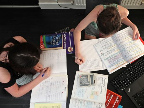 A new report has suggested the Government's 'refusal' to make contingency plans for schools and exams in summer 2020 is the 'most unforgivable aspect' of its handling of education amid the coronavirus pandemic (Peter Byrne/PA)