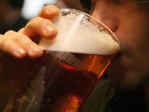 The LGA wants to see the Licensing Act updated to include a public health objective (Johnny Green/PA)