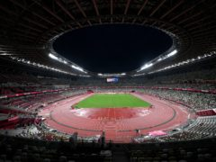 Fans have been badly missed at Tokyo 2020 (Martin Rickett/PA)