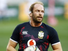 Lions captain Alun Wyn Jones knows changes will be made for the third Test (Steve Haag/PA)