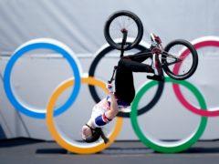 Charlotte Worthington won gold (Mike Egerton/PA)
