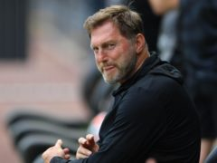 Ralph Hasenhuttl insists he will bring in a defender (Simon Galloway/PA)