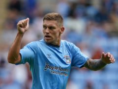 Martyn Waghorn has signed for Coventry (Nick Potts/PA)
